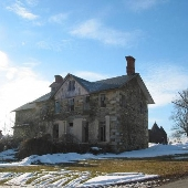 Indian Spring Farm - Mansion Exterior
