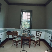 William Paca House Interior