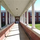 Warfield Complex - walkway bldg